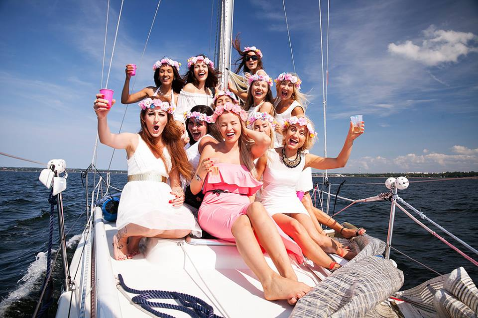 Hen Party Sardinia Vibes