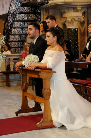 Catholic Wedding ceremonies