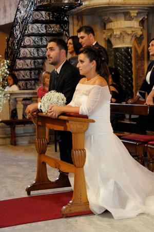 Католическая церемония