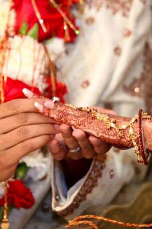 Индуистская церемония